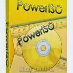 PowerISO 7.9 Crack + User Name & Registration Code 2021 [Latest]