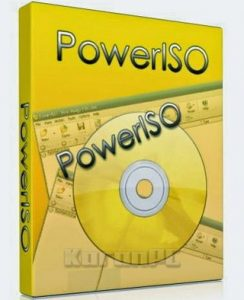 PowerISO 7.6 Crack + User Name & Registration Code 2020 [Latest]