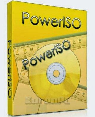 PowerISO 8.0 Crack + User Name & Registration Code 2021 [Latest]