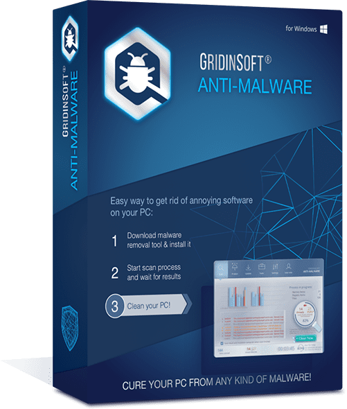 GridinSoft Anti-Malware 4.1.77 Crack + Activation Code 2021 [Latest]