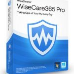 Wise Care 365 Pro 5.4.4 Crack + License Key 2019 [Build 540] Latest