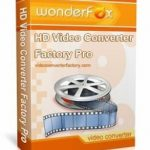 WonderFox HD Video Converter Factory Pro 21.3 Crack + Reg Key [Latest]