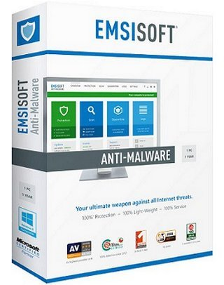 Image result for Emsisoft Anti-Malware 2019.8.1.9715 Crack With Serial Code Free Download