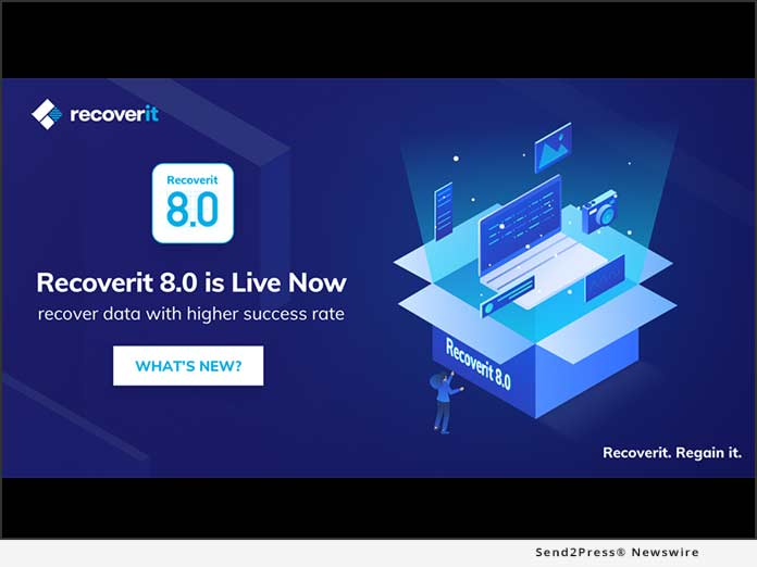 Wondershare Recoverit 9.0.9.6 Crack + Registration Key 2021 [Ultimate] Latest