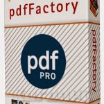 pdfFactory Pro 7.10 Crack + Serial Key 2019 [Working Keygen] Latest