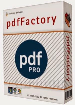 pdfFactory Pro 7.34 Crack + Serial Key 2020 [Working Keygen] Latest