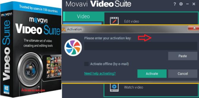 Movavi Video Suite 20.4.0 Crack