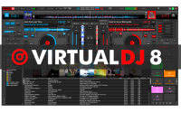 VirtualDJ 2021 Pro Infinity 8.5.6156 Crack + Serial Keygen [Latest]