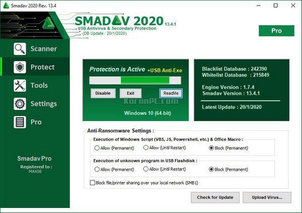 Smadav 2021 Pro 14.6.0 Crack With Registration Key 2021 [Latest]