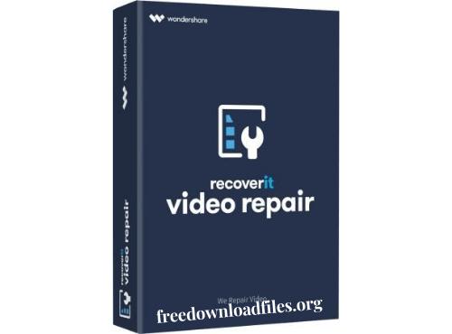 Wondershare Repairit 2.5.1.5 Crack With Registration Code 2021 [Latest]
